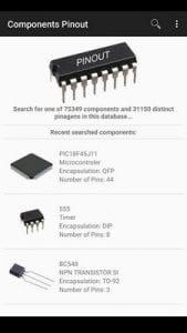Electronic Component Pinouts1