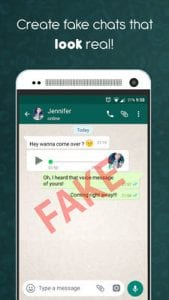 Fake Chat Conversations - WhatsMessage1