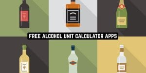 Free Alcohol Unit Calculator Apps