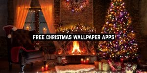 Free Christmas Wallpaper Apps