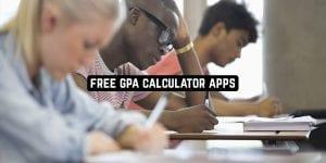 Free GPA Calculator Apps