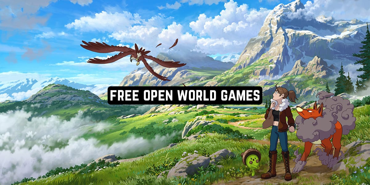 Free Open World Games