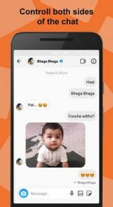 Funsta - Insta Fake Chat Post and Direct Prank1