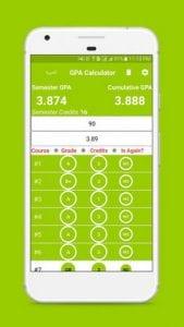 GPA Calculator by Amarneh1
