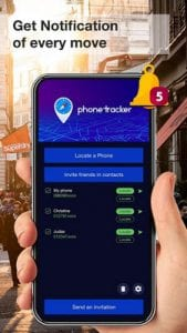GPS Location With Mobile Phone Number Tracker by Vassel Group1