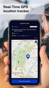 GPS Location With Mobile Phone Number Tracker by Vassel Group2
