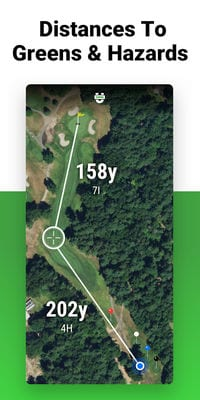 Golf GPS & Scorecard by SwingU1