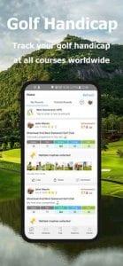 Golf Handicap, GPS, Scorecard - My Online Golf Club2