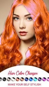 Hair Color Change Photo Editor by Devkrushna Infotech1