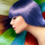 Hair Color Lab Change or Dye