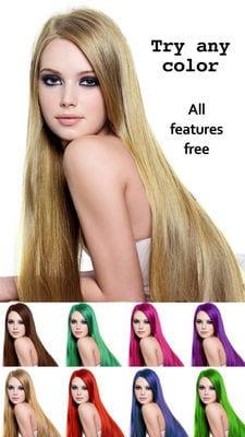 Hair Color Lab Change or Dye1