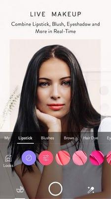 MakeupPlus -Your Own Virtual Makeup Artist1