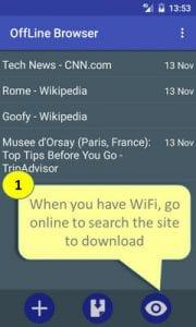 Offline Browser by NiKoDroid701