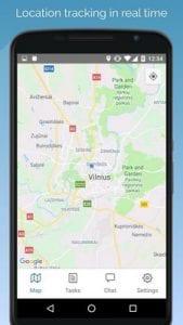 Phone GPS Tracker – Free by GPSWOX.COM1