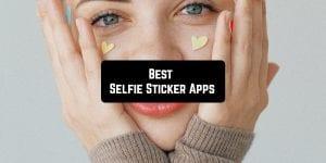 Selfie Sticker Apps