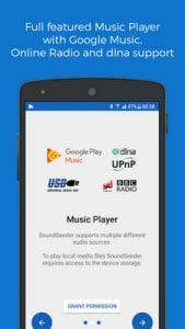 SoundSeeder -Play music simultaneously and in sync2