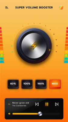 Super Volume Booster -Sound Booster for Android2