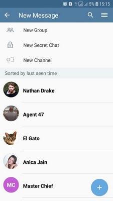 Telefun - Fake chat maker Prank1