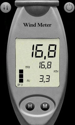 Wind Speed Meter anemometer by SameBits1