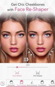 YouCam Makeup-Magic Selfie Cam & Virtual Makeovers1