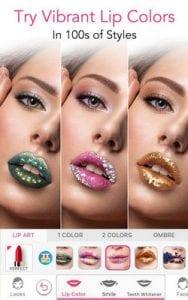 YouCam Makeup-Magic Selfie Cam & Virtual Makeovers2