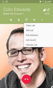 Zoiper IAX SIP VOIP Softphone1
