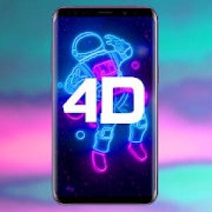 4D Parallax Wallpaper - 3D HD Live Wallpapers 4K by Vinwap