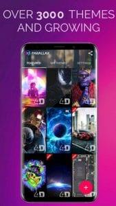 4D Parallax Wallpaper - 3D HD Live Wallpapers 4K by Vinwap2
