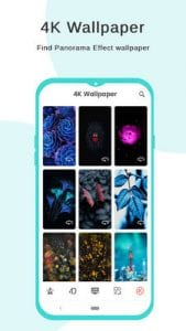 4K Wallpapers - 4D, Live Background, Auto changer by 4EverPictures2