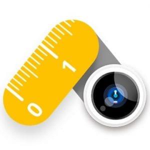 AR Ruler App logo