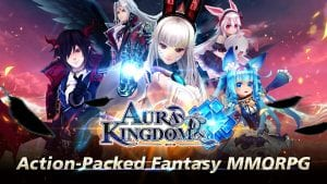 AURA KINGDOM screen 1