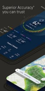 AccuWeather Live weather maps & local forecasts1