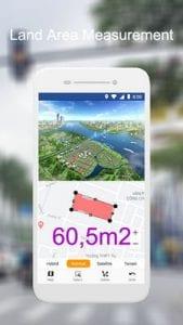 Area Calculator For Land - GPS Area Measurement2