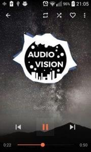 AudioVision Music Player1