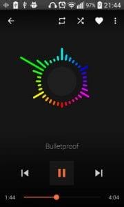 AudioVision Music Player2