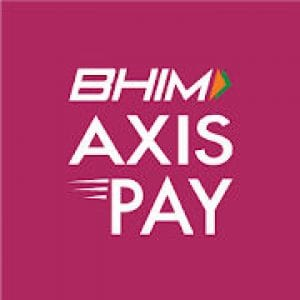 BHIM Axis Pay UPI,Online Recharge & Money Transfer