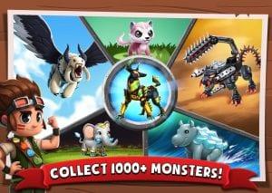Battle Camp - Monster Catching screen 1