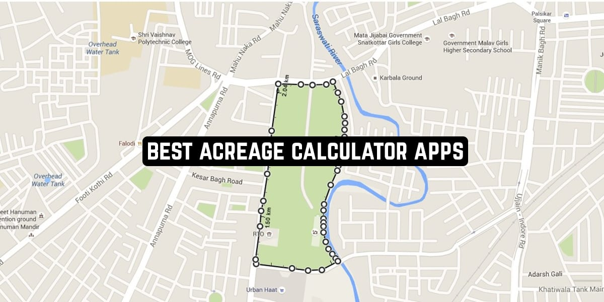 Best Acreage Calculator Apps