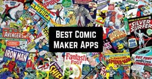 Best Comic Maker Apps