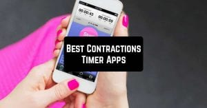 Best Contractions Timer Apps