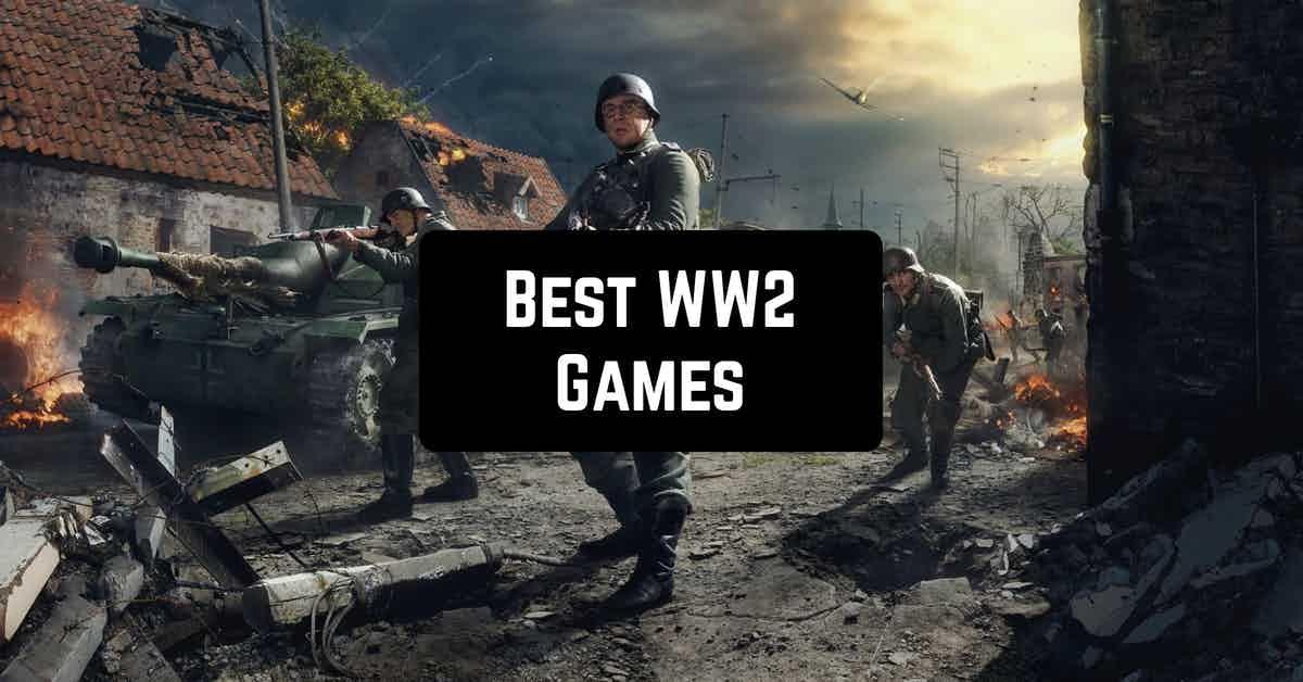Best WW2 Games