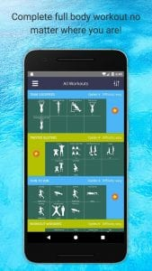 Calisthenics Workout Routines screen 1