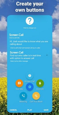 Call Assistant Call Screener, Hold Music, Dialer2