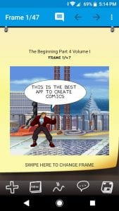 Comic & Meme Creator screen 1