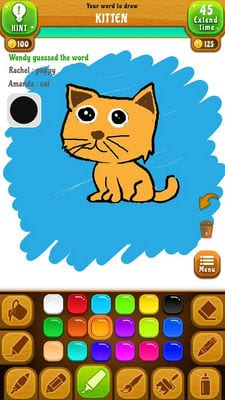 Draw N Guess Multiplayer by Time Plus Q Games1