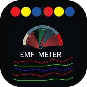 Electromagnetic Field Finder logo