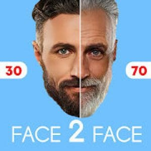 Face 2 Face Change Your Looks to Younger or Older