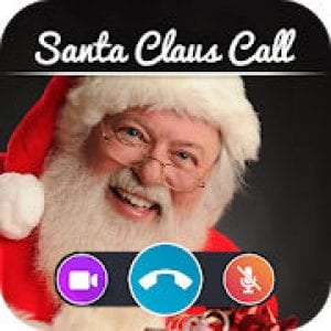 Fake Santa Claus Video Calling Simulator by Gracie AppsLab