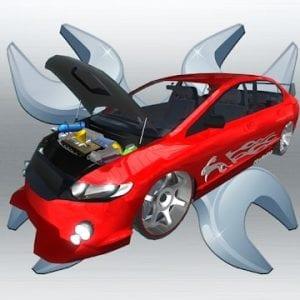 Fix My Car logo