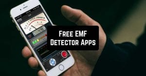 Free EMF Detector Apps